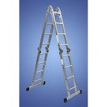 Lyte Ladders MPL4X4 Aluminium Multi Purpose Ladder