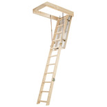 Werner Timber Complete Loft Ladder Kit