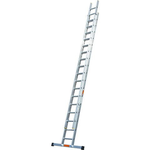 Image of T. B. Davies TB Davies 4.5m Pro Trade 2 Section Extension Ladder with Stabiliser Bar