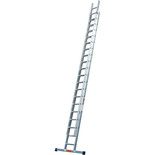 TB Davies 5m Pro Trade 2 Section Extension Ladder with Stabiliser Bar