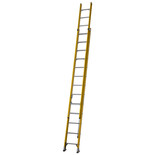 Werner 3.9m Alflo Fibreglass Trade Double Extension Ladder