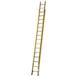 Werner 4.5m Alflo Fibreglass Trade Double Extension Ladder