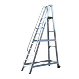 Lyte WS10 10 Rung Aluminium Warehouse Steps