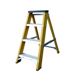 Lyte GFBB4 4 Tread Glassfibre Swingback Step Ladder