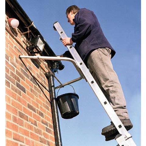 Adjustable Ladder Stand Off Bracket Machine Mart