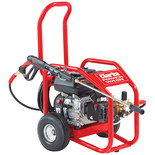 Clarke PLS195A Heavy Duty Petrol Driven Power Washer 2640psi