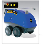 V-TUF XHD765HOT 2.6kW Extra Heavy Duty Hot Water Pressure Washer (230V)