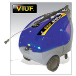 V-TUF XHD865HOT 2.2kW Extra Heavy Duty Hot Water Pressure Washer (230V)