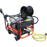 Altrad Belle P132301RS PWX 13/230 Honda Petrol Engined Pressure Washer with Hose Reel