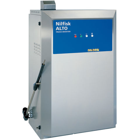 Image of Nilfisk ALTO Nilfisk Alto Truckbooster 5-30D Stationary Hot Water Pressure Washer