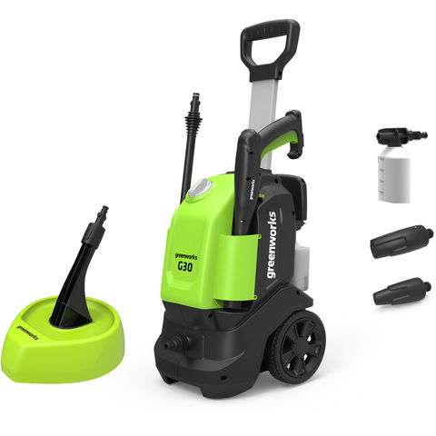 Image of Greenworks Greenworks G30 1.5kW Pressure Washer (230V)