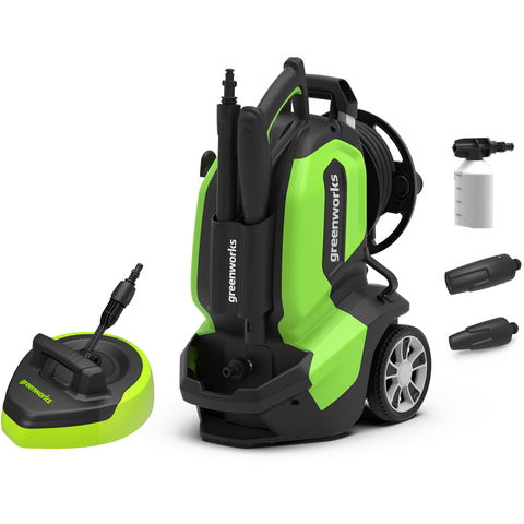 Image of Greenworks Greenworks G50 2.2kW Pressure Washer (230V)