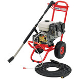 Clarke PLS165AH Heavy Duty Petrol Pressure Washer - 2175psi