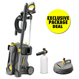 Karcher HD 5/11 P Cold Water Pressure Washer Package