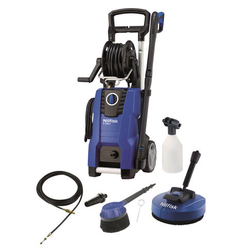 Nilfisk E140.3-9 PAD X-tra Cold Water Pressure Washer