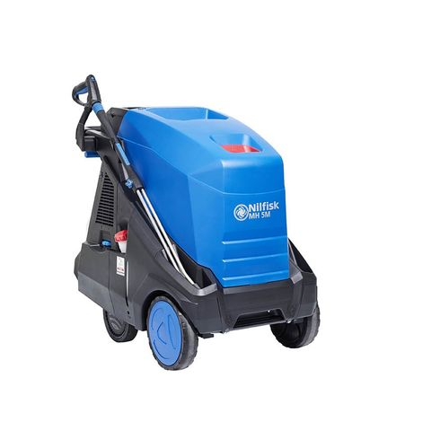 Image of Nilfisk ALTO Nilfisk MH 5M-100/760 PAX Hot Water Pressure Washer (230V)