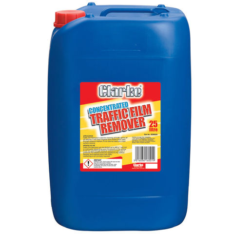 Image of Clarke Clarke Traffic Film Remover Concentrate - 25L
