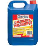 Clarke 5L Wash & Wax Car Shampoo
