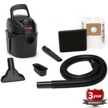 Shop Vac MCS-SQ11 Micro 4l Handheld Wet and Dry Vacuum Cleaner (230V)