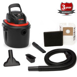 Shop Vac MCAM-SQ11 10l Handheld Wet and Dry Vacuum Cleaner (230V)