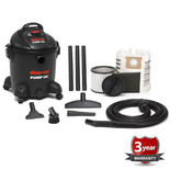 Shop Vac 87PM140040 Pump Vac Wet and Dry Vacuum Cleaner (230V)