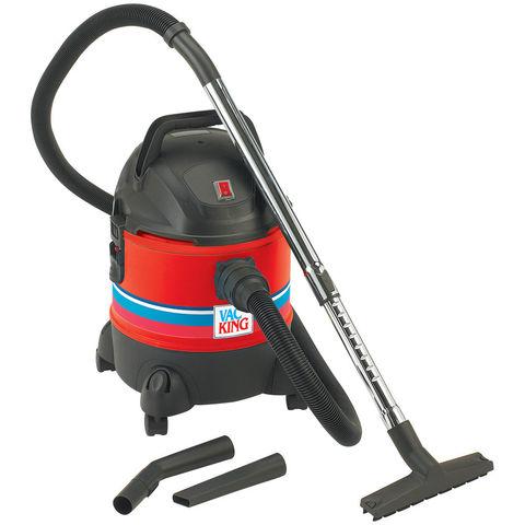 Vac King Cvac20p Wet Amp Dry Vacuum Cleaner 230v Machine