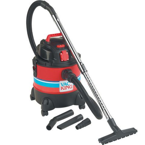 Image of Vac King Vac King CVAC20PR2 Wet & Dry Vacuum Cleaner (230V)
