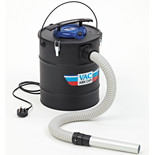 CVACASH500 Electric Ash Can Vacuum Cleaner (230V)