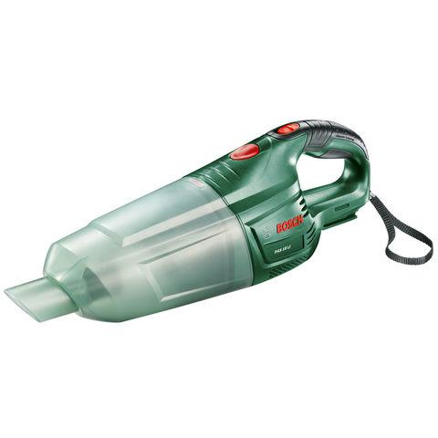 Image of Bosch Bosch PAS 18V LI Cordless Hand-Held Vacuum Cleaner (Bare Unit)