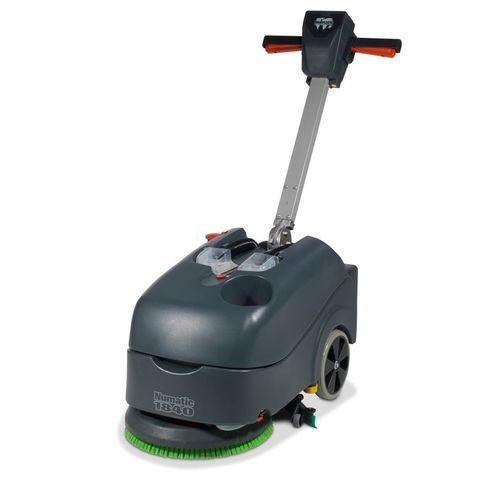 Image of Numatic Numatic TTB1840G 24V Cordless Floor Scrubbing Machine (1 Battery)