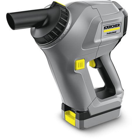 Image of Karcher Karcher HV 1/1 BP As Handheld Cordless Vacuum Cleaner 18V