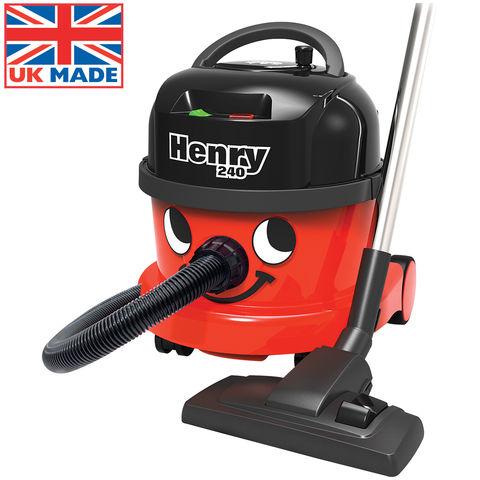 Numatic Numatic HVR240 Henry Vacuum Cleaner (230V)