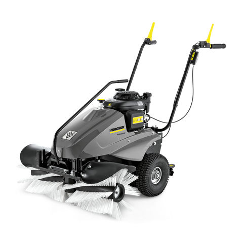 Image of Karcher Karcher KM80 W G Petrol Powered Sweeper