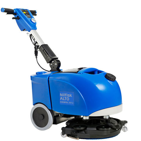 Machine Mart Xtra Nilfisk ALTO SCRUBTEC 337.2 Walk Behind Floor Scrubber