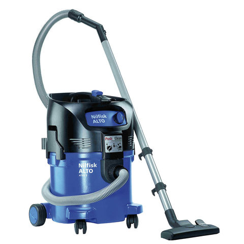 Image of Nilfisk ALTO Nilfisk Alto Attix 30-01 PC Wet & Dry Vacuum Cleaner (110V)