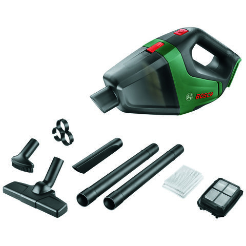 Bosch Bosch UniversalVac 18 Classic Green Cordless Handheld Vacuum Cleaner (Bare Unit)