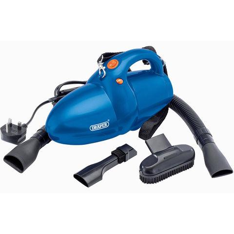 Image of Draper Draper VC600A 600W Hand Held Vacuum Cleaner (230V)