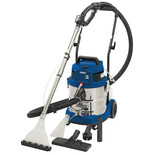 Draper SWD1500 20L 3 in 1 Vacuum Cleaner With Shampoo Facility