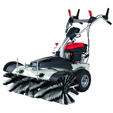 Lumag Lumag KM1000 1000mm Professional 3 in 1 Petrol Road Sweeper