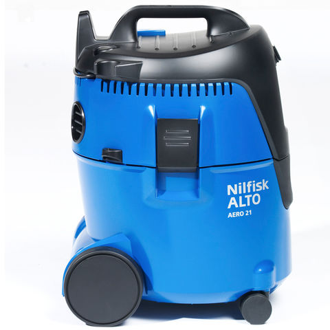 nilfisk alto aero 21 compact wet dry vacuum cleaner 110v machine mart machine mart. Black Bedroom Furniture Sets. Home Design Ideas