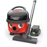 Numatic Henry Cordless HVB160-12 Vacuum Cleaner (1 Battery)