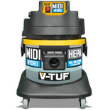 V-TUF MIDI HYDRO Industrial Dust Extraction Vacuum Cleaner (230V)