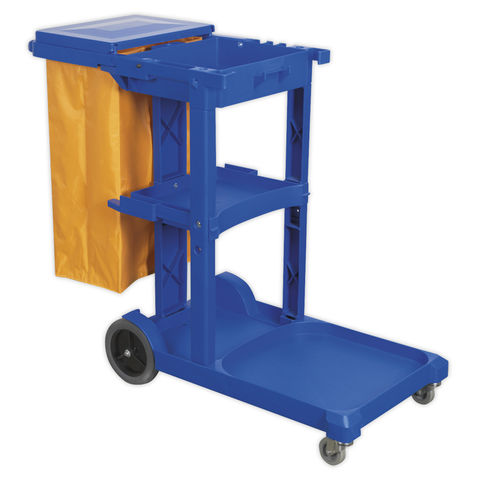 Image of Sealey Sealey BM30 Janitorial Trolley