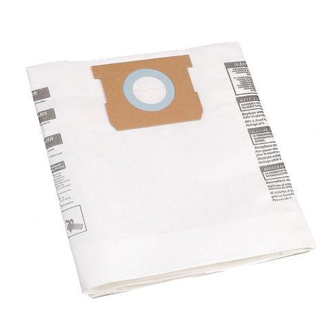 Image of Shop Vac Shop Vac 16L Paper Collection Bags (5 Packs)