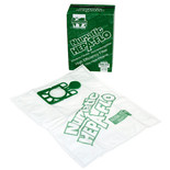 Numatic NVM1CH Disposable Hepaflo Dust Bags for Henry & Hetty - Pk10