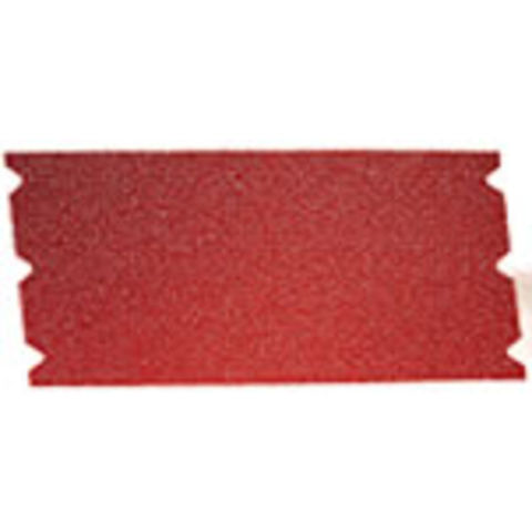 Image of National Abrasives 475 x 204mm P120 Professional Floor Sanding Sheets Pack Of 5