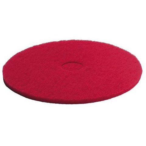 Image of Karcher Karcher Floor Pads x 5 - Red