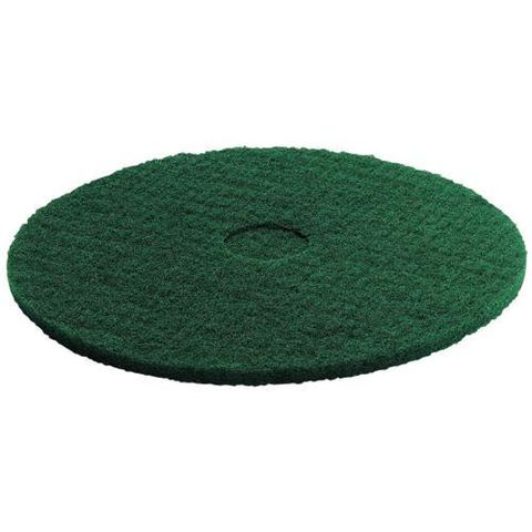Image of Karcher Karcher Floor Pads x 5 - Green