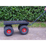 SCH FBT1 Four Wheel Turntable Trolley