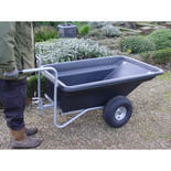SCH Plastic Bodied Trailer Barrow